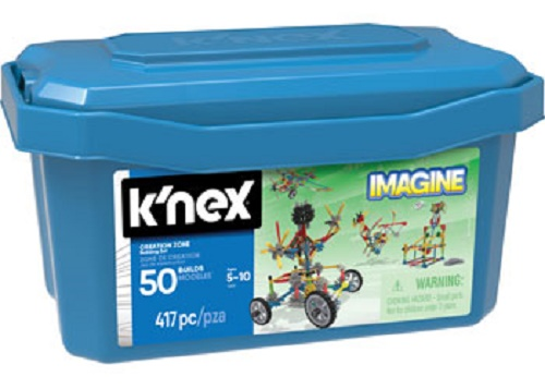 Knex 50 Model Creation Zone