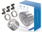 Hanayama Level 4 Cast - Cylinder