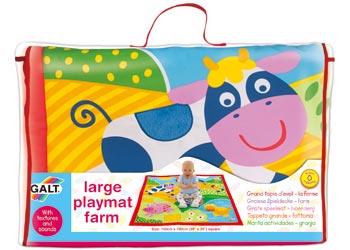 Large Farm Playmat