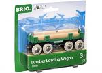 Trains - Lumber Loading Wagon