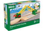 Track Pieces - Magnetic Action Crossing