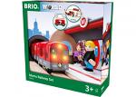 Metro Railway Set 20 Pieces