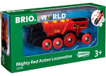 Trains - Mighty Red Action Locomotive
