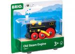 Trains - Old Steam Engine