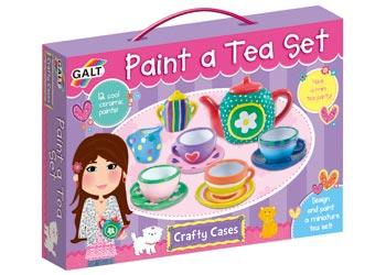Galt Activity Pack - Paint A Tea Set