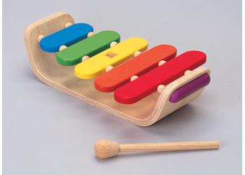 Plan Music: Oval Xylophone