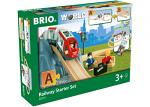 Railway Starter Set 26 Pieces