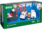 Trains - Remote Control Travel Train
