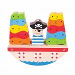 Big Jigs Rocking Pirate Boat