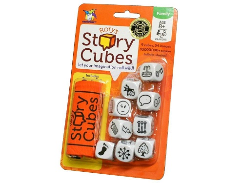 Rory's Story Cubes Hangsell Pack