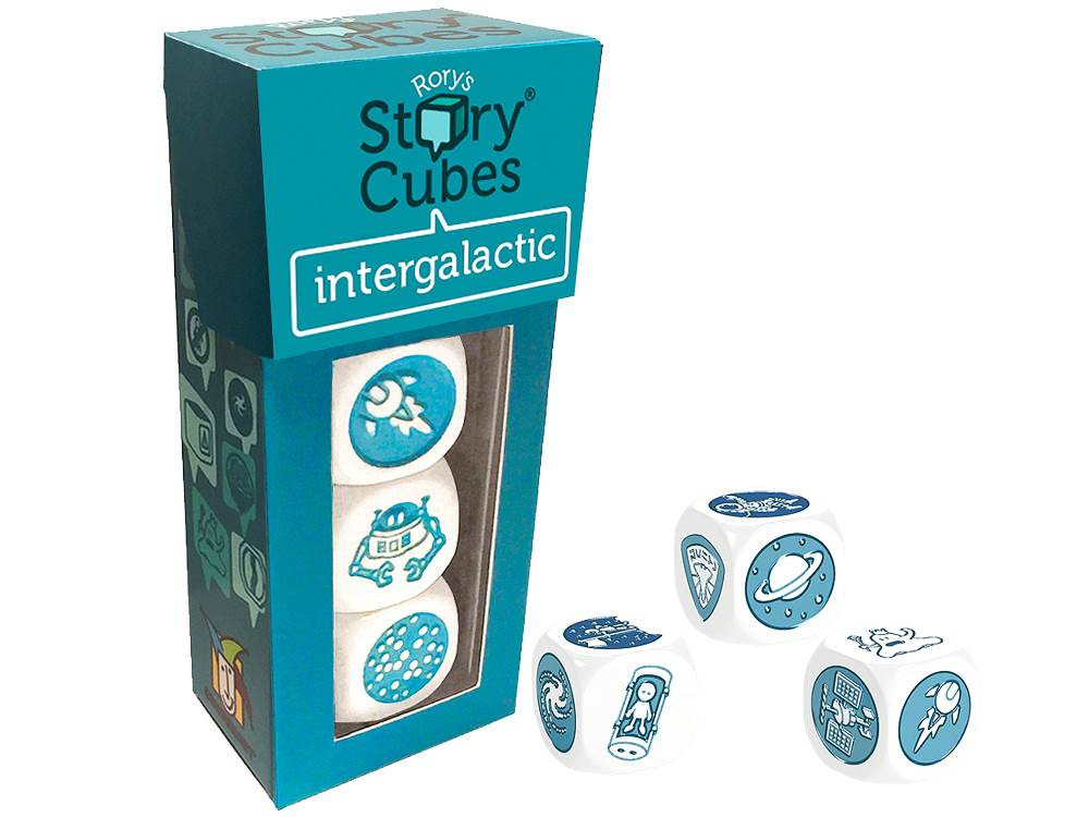 Rory's Story Cubes Intergalactic Pack