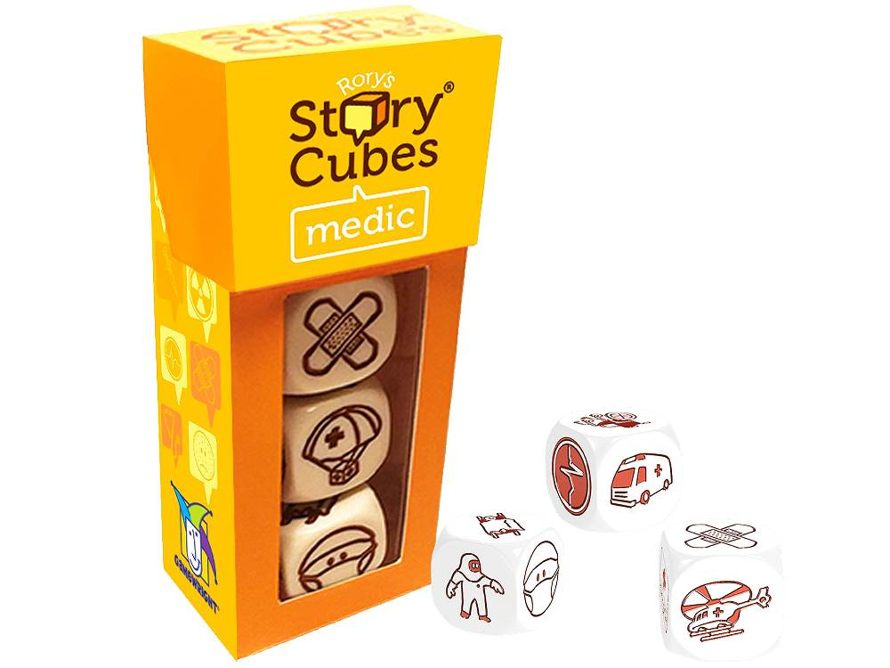 Rory's Story Cubes Medic Pack