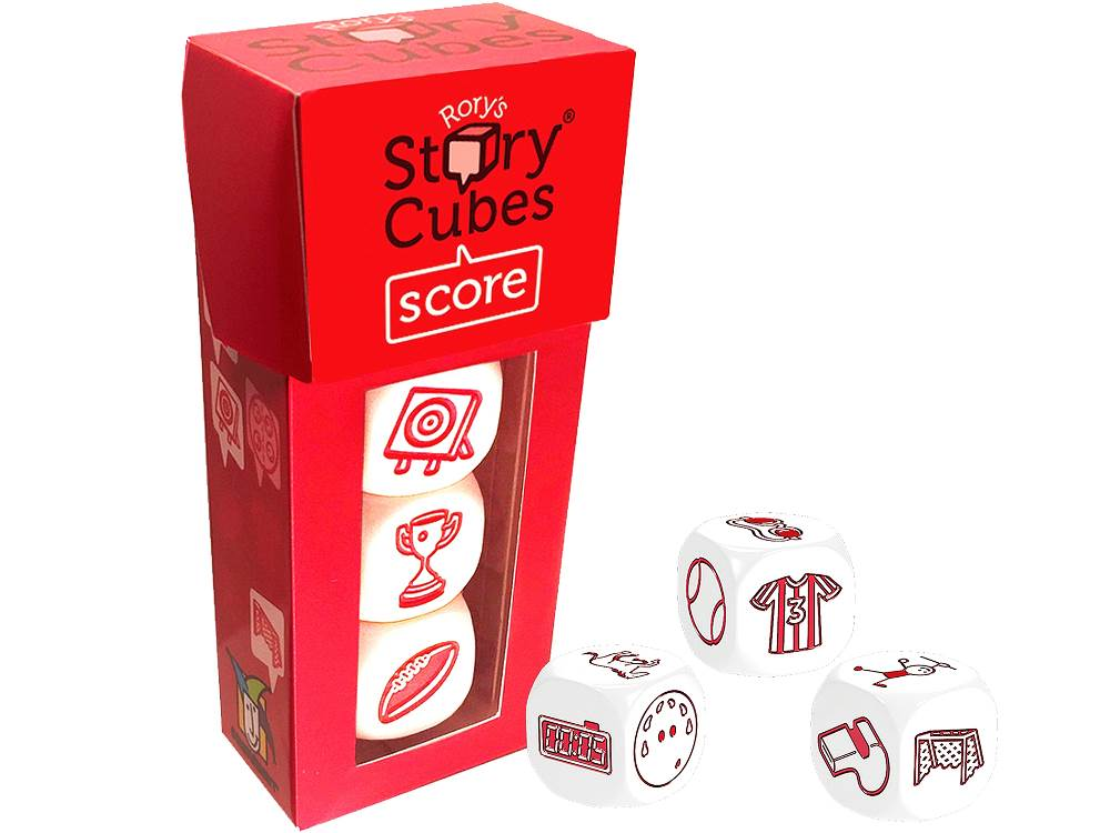 Rory's Story Cubes Score Pack