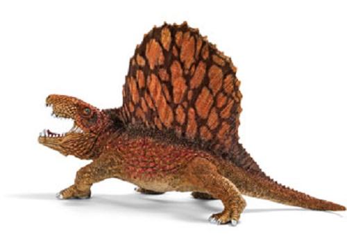 Dimetrodon Brown