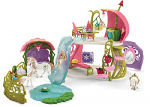 Glittering Flower House Playset