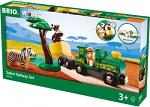 Safari Railway Set 17 Pieces