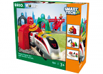 Smart Engine Set With Action Tunnels 17 Pieces