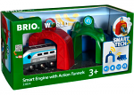 Smart Engine With Action Tunnels