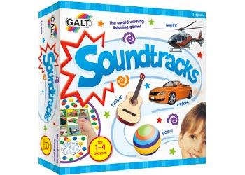 Soundtracks CD Game