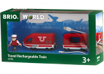 Trains - Rechargeable Travel Train With USB Cable