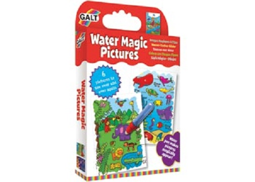Galt Activity Pack - Water Magic Pictures