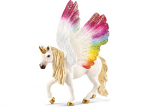 Winged Rainbow Unicorn